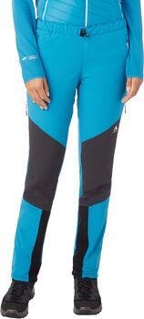 McKINLEY Tasmania softshellové kalhoty Dámské modrá