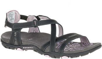 Merrell Sandspur Rose Lthr outdoorové sandály Dámské černá