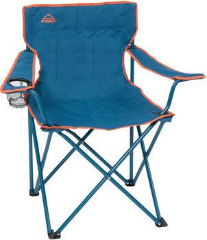 McKINLEY Skládací židle modrá