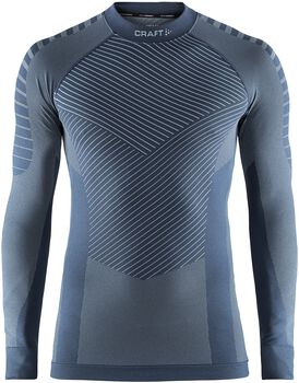 Craft Active Intensity termo tričko Pánské modrá