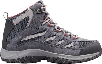 Columbia Crestwood Mid WPRF outdoorové boty Dámské šedá