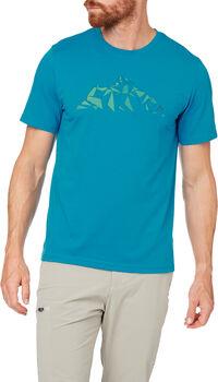 McKINLEY Mathu outdoorové tričko Pánské modrá