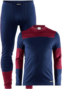 Craft Baselayer Set sada termo prádla Pánské modrá
