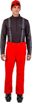 Spyder Dare GTX lyžařské kalhoty Pánské červená