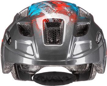 Uvex Finale cyklistická helma šedá