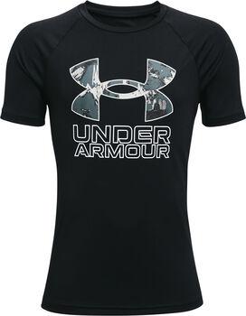 Under Armour Tech Hybrid PRT Fill černá