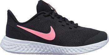 Nike Revolution 5 (GS) běžecké boty černá