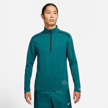 Nike M Nk Run Division Dri-FIT Element tričko Pánské modrá