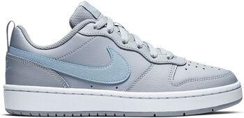 Nike Court Borough Low šedá