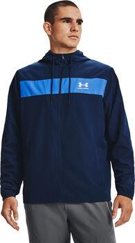 Under Armour Sportstyle Windbreaker sportovní bunda modrá