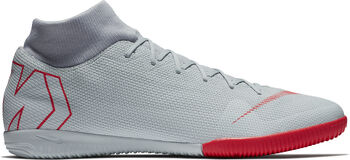 Nike Superflys 6 Academy IC Pánské šedá