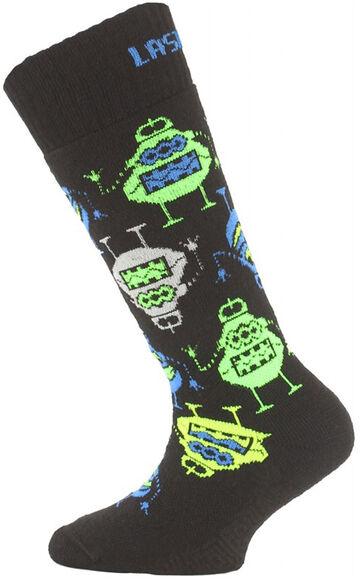 SJE Dět.lyž.ponožky70%Merino,15%PA,10%SIL