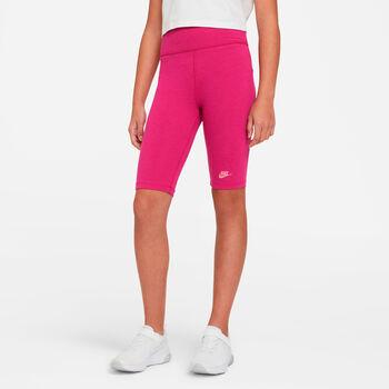 Nike Sportswear kraťasy Dívčí červená