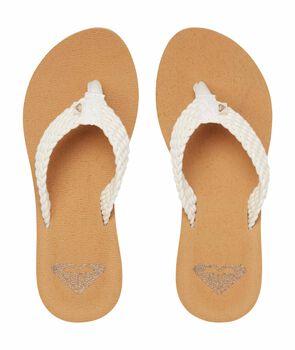 Roxy  Dám.letní obuvPorto III Dámské krémová
