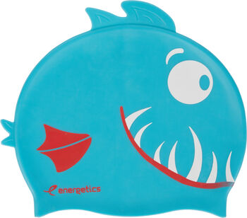 ENERGETICS CAP SIL koupací čepice modrá