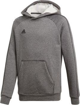 adidas Core 18 Hoodie mikina šedá
