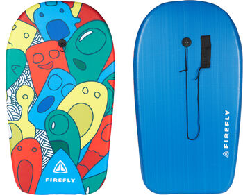 FIREFLY Bodyboard Emoji EPS 33 I multicolor