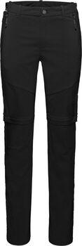 MAMMUT  pán. outd.kalhotyHiking Zip Off Pants Pánské černá