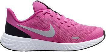 Nike Revolution 5 (GS) běžecké boty růžová