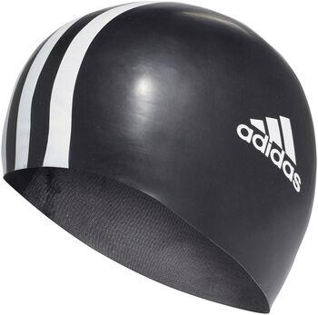 adidas Silicone 3S Cap Pánské černá