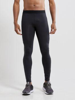 Craft Vent Tights běžecké kalhoty Pánské černá