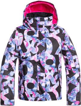 Roxy Jetty Girl Jr. snowboardová bunda černá