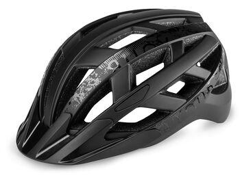 R2 Lumen cyklistická helma černá