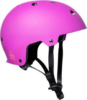 K2 Varsity Skejtová přilba polstrovaná, S=48-54cm fialová