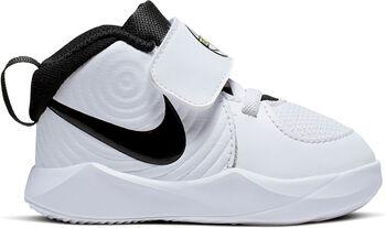 Nike  Dět.basketbalová obuvTeam Hustle D 9 TD bílá