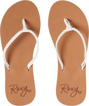 Roxy Costas Flip Flops žabky Dámské bílá