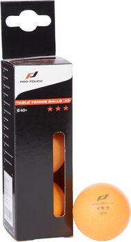 PRO TOUCH  Pingpong.míčPro Ball 3 Star oranžová