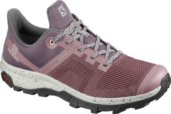 Salomon OUTline Prism GTX outdoorové boty Dámské růžová