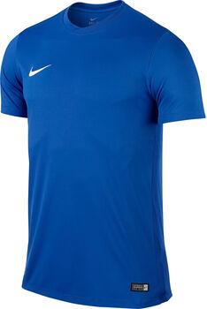 Nike Short Sleeve Park IV Jr Chlapecké modrá