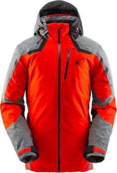 Spyder Leader GTX lyžařská bunda Pánské červená