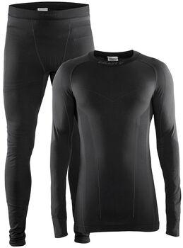 Craft Seamless Zone 2-Pack sada termo prádla Pánské černá