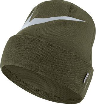 Nike U Nk Beanie Swoosh zelená