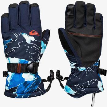 Quiksilver Mission Youth/Kd. snowboardové rukavice modrá