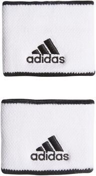 adidas Tennis Wristband Small potítko na zápěstí bílá