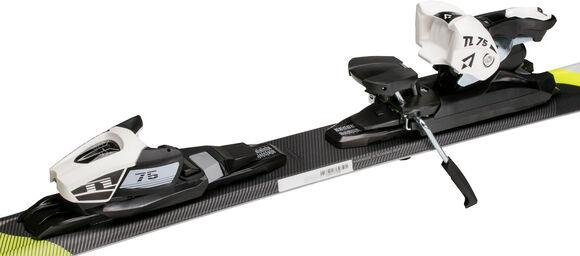 Tecno Pro TL75Jr.vázání na sjezdové lyže