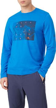 McKINLEY Arne outdoorové tričko Pánské modrá