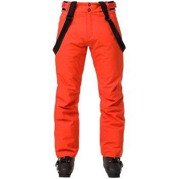 Rossignol Ski Pant lyžařské kalhoty Pánské oranžová