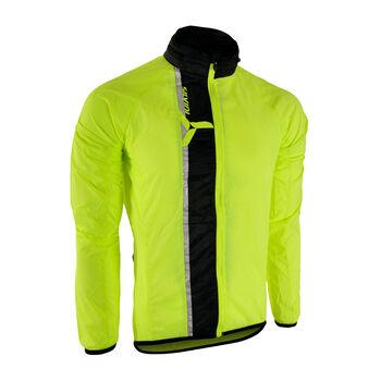 Silvini Gela cyklistická bunda Pánské žlutá