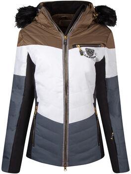 CANYON 961003 lyžařská bunda Dámské hnědá