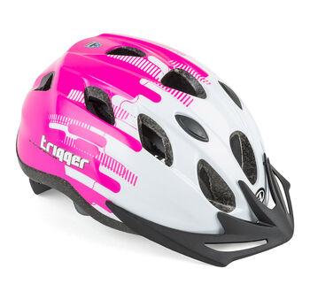 Author Trigger Inmold cyklistická helma krémová