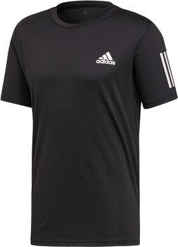 adidas 3-Stripes Club Tee M Pánské černá