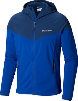 Columbia Heather Canyon softshellová bunda Pánské modrá