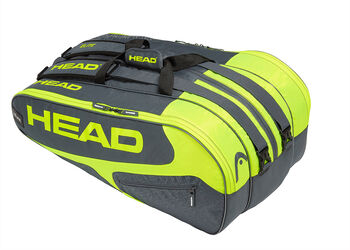 Head  Tenisová taškaElite 12R Monstercombi šedá