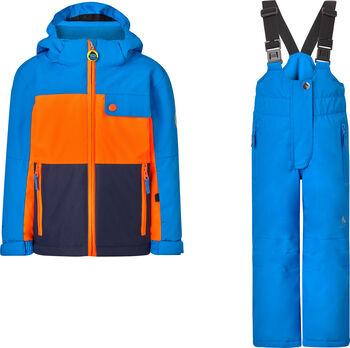McKINLEY Finlay + Tyler lyžařská souprava Chlapecké modrá