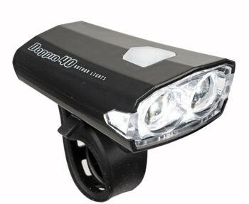 Author  A-Doppio 40lm USBPřední osvětlení černá