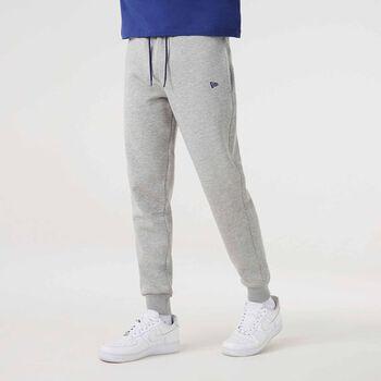 New Era MLB Logo Jogger sportovní kalhoty Pánské šedá